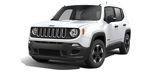 Jeep Renegade Sport Alpine White