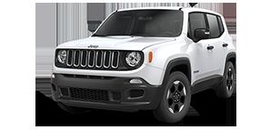 Jeep Renegade Sport Alpine White