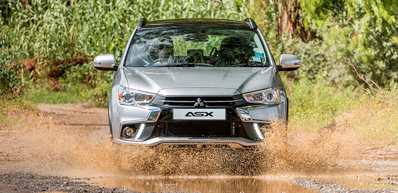 Mitsubishi ASX Off-road