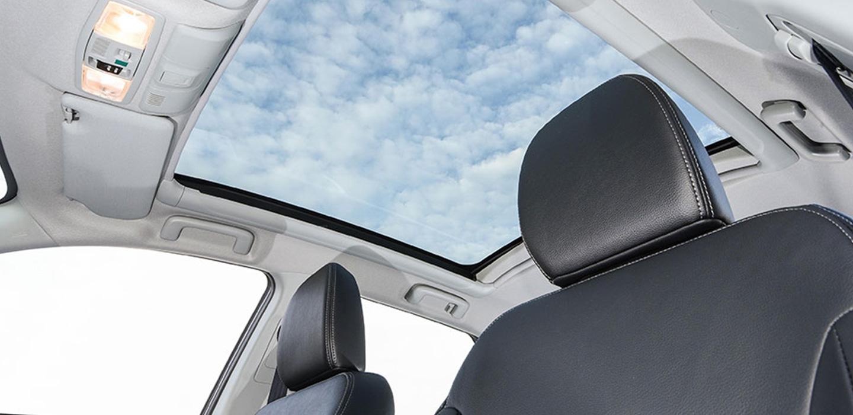 Mitsubishi ASX Sunroof