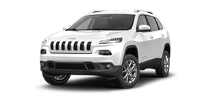 Jeep Cherokee Longitude Bright White