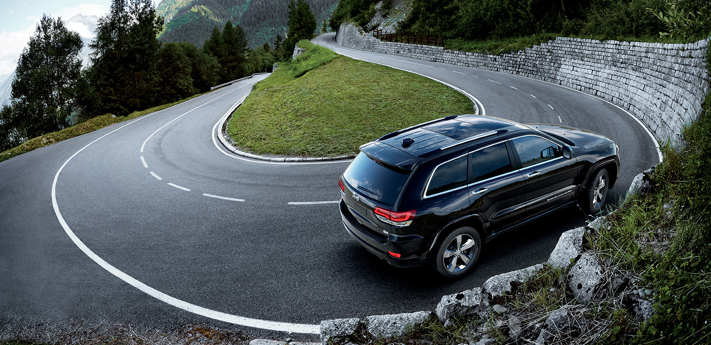 Jeep Grand Cherokee Lifetsyle