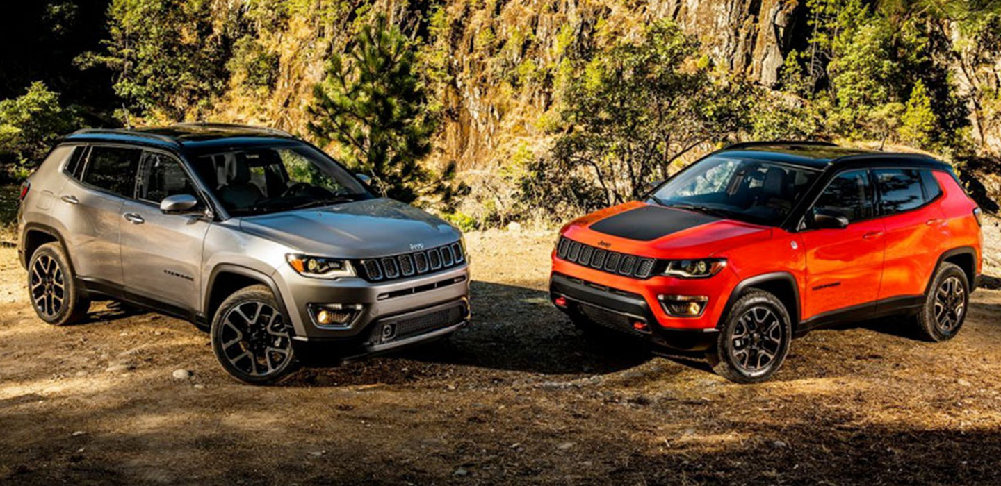 Jeep Compass Off-road