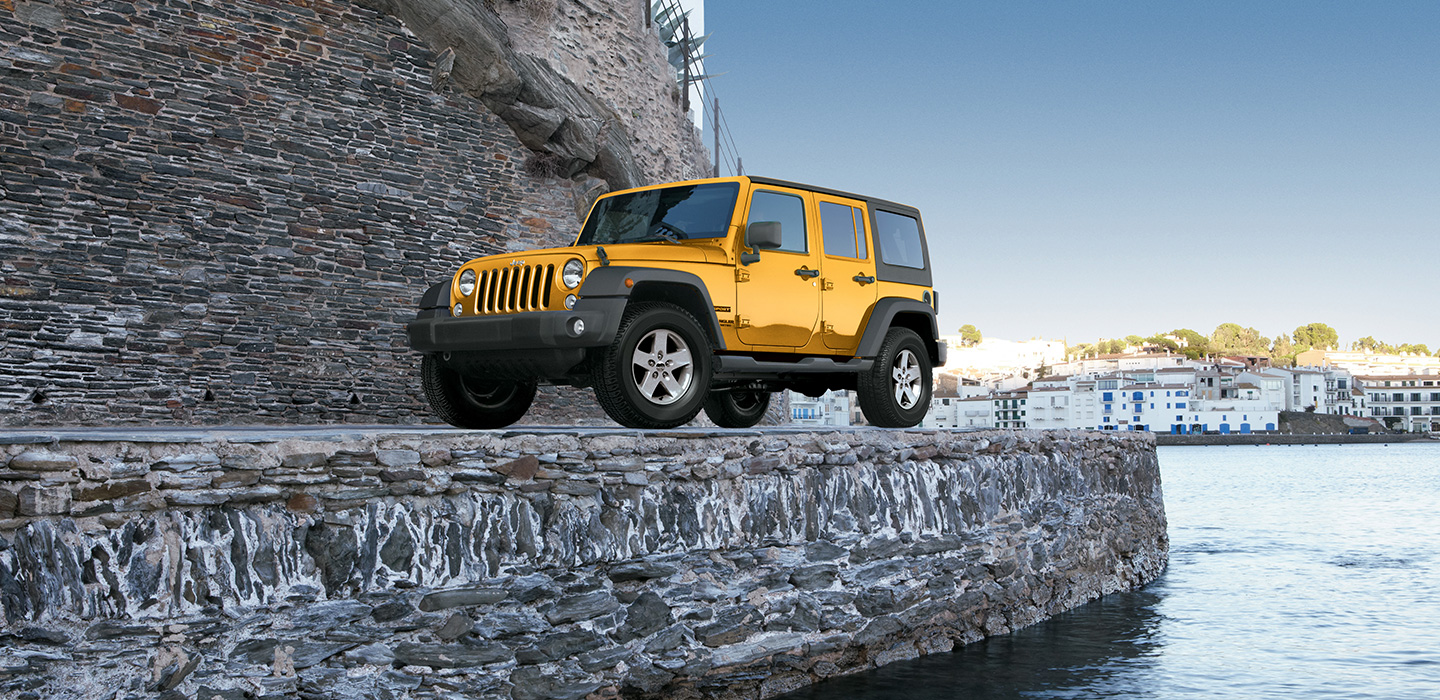 Jeep Wrangler Unlimited Lifestyle