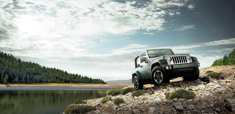Jeep Wrangler Rubicon Lifetsyle