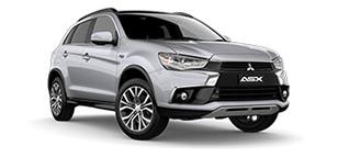 Mitsubishi ASX GLS CVT