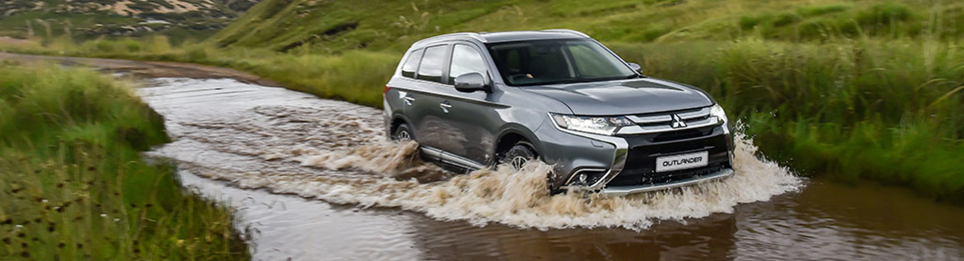Mitsubishi Outlander Off-road