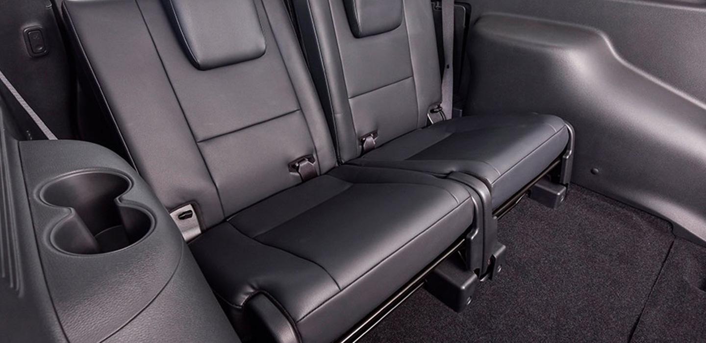 Mitsubishi Pajero Sport Interior Back Seats
