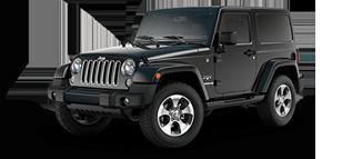 Jeep Wrangler Sahara Black