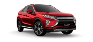 Mitsubishi Eclipse-Cross 2019 - Front View