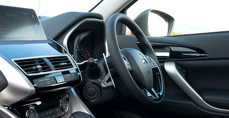 Mitsubishi Eclipse Interior