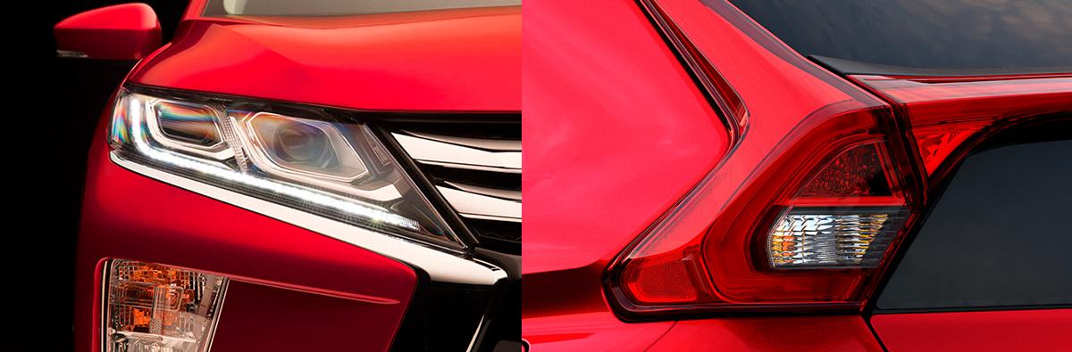 Mitsubishi Eclipse Headlamps