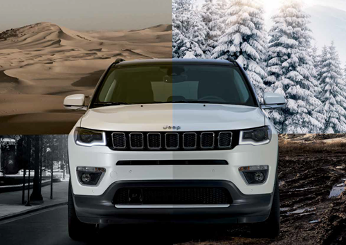 Jeep Compass All Seasons