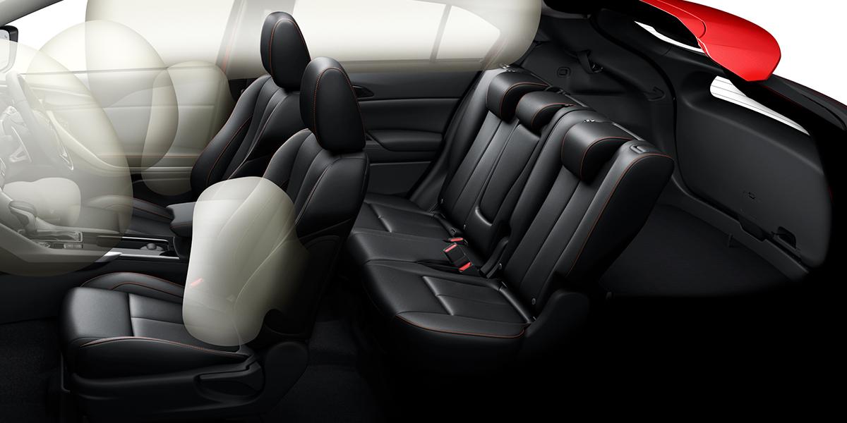Mitsubishi Eclipse Safety