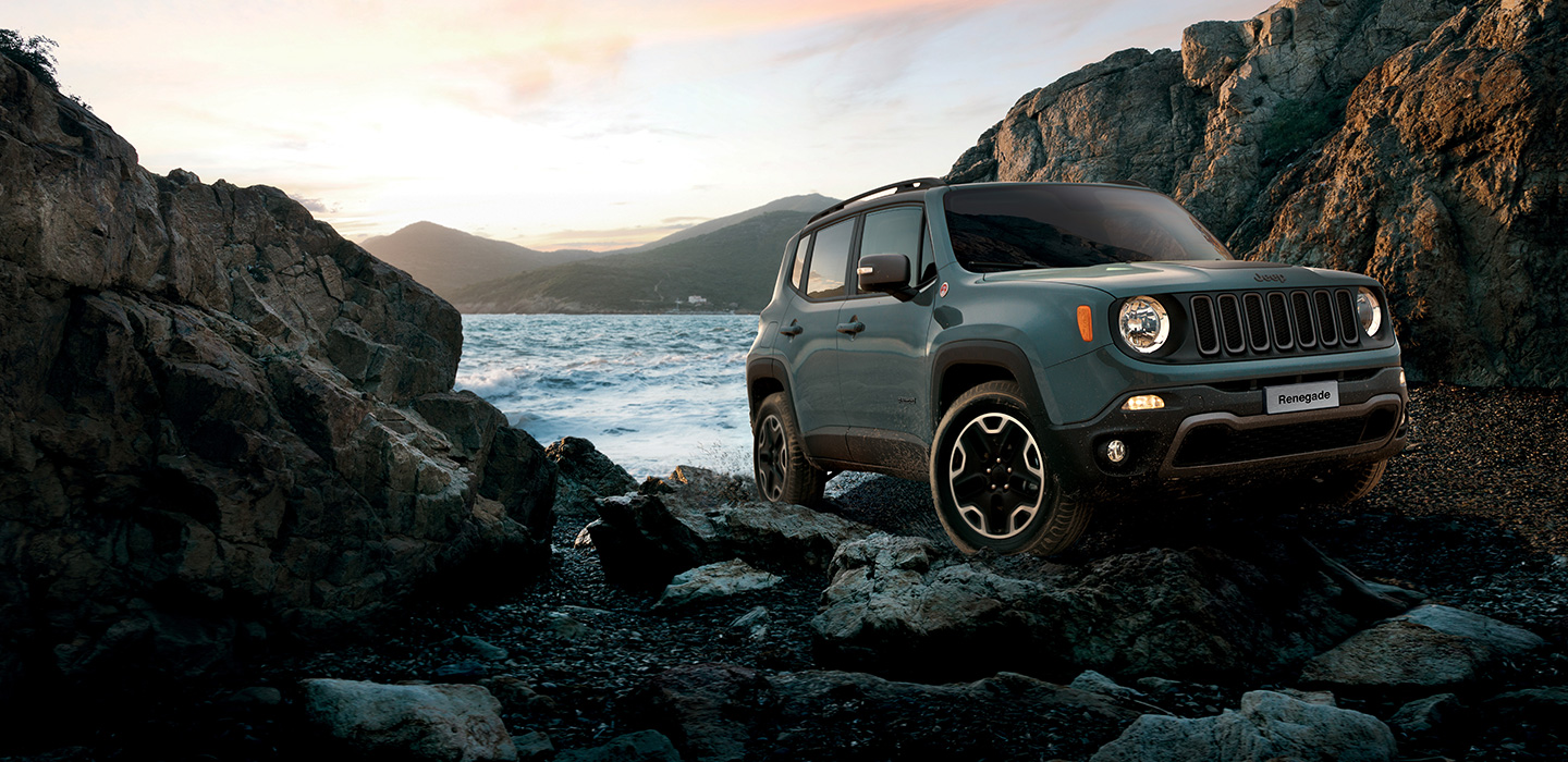 Jeep Renegade Outdoors