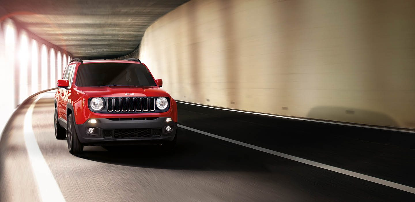 Jeep Renegade Exterior