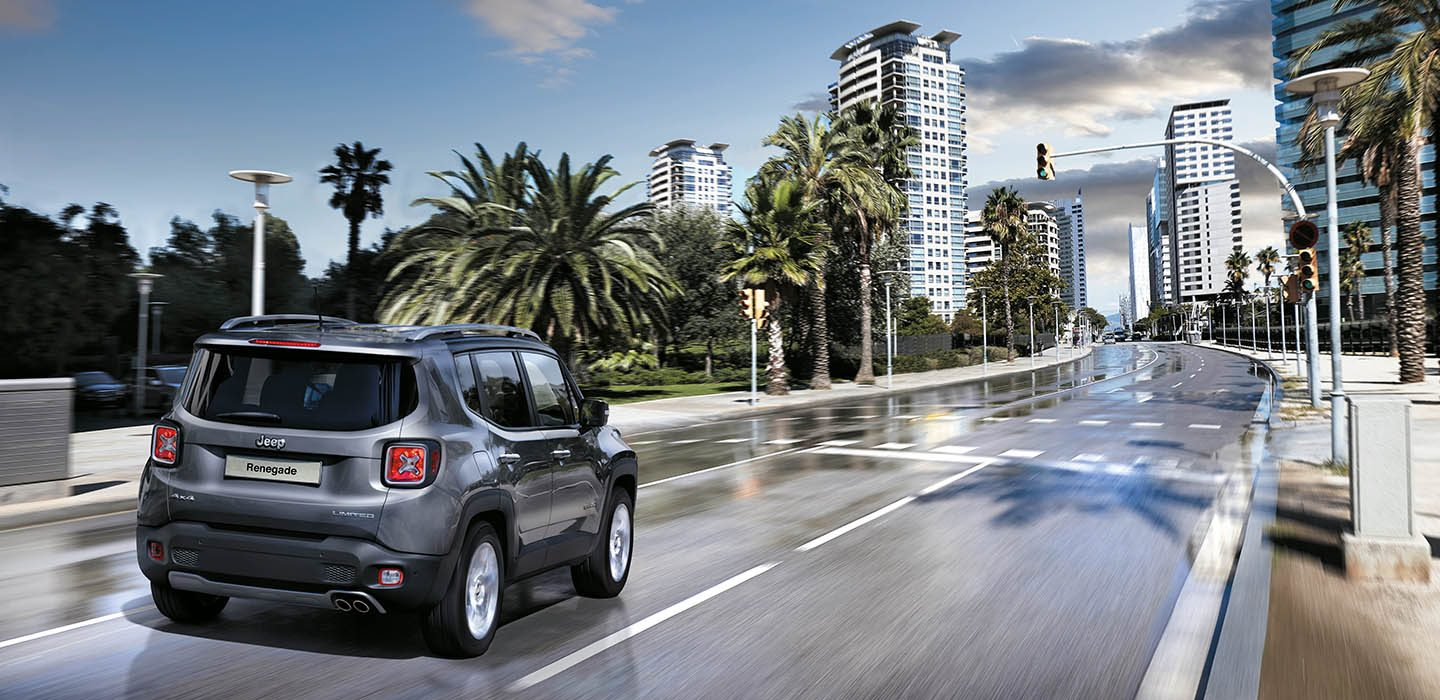 Jeep Renegade Lifestyle