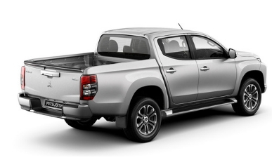 Mitsubishi Triton 2019 Right Side View