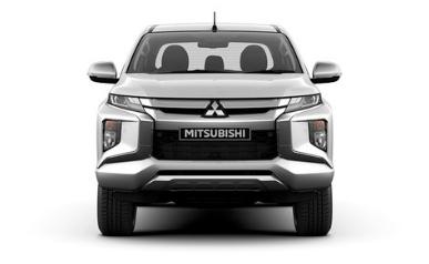 Mitsubishi Triton 2019 Front View