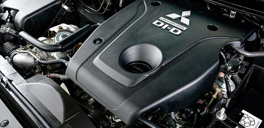 Mitsubishi Triton 2019 Engine