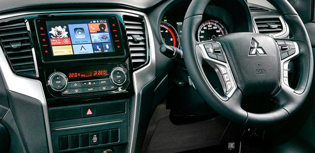 Mitsubishi Triton 2019 Interior Console