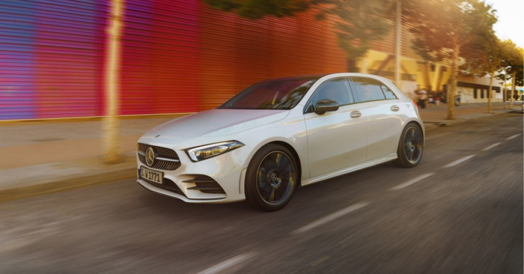 Mercedes-Benz Rustenburg A200 offer