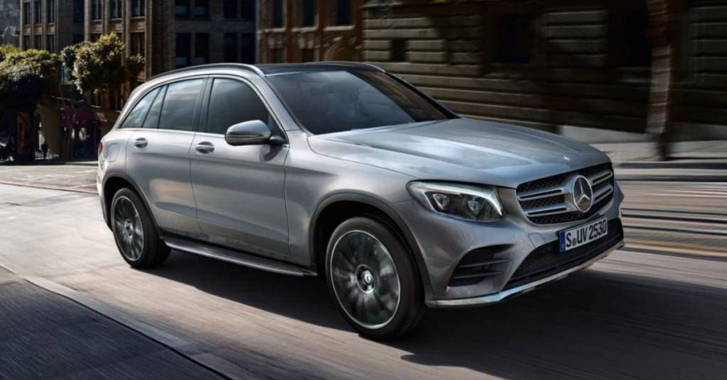 Mercedes-Benz Rustenburg GLC SUV Offer